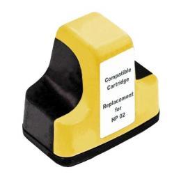 Suit HP. 02XXL Yellow Compatible Inkjet Cartridge