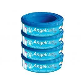 Angelcare Refill Cassettes 4-Pack - AC9004