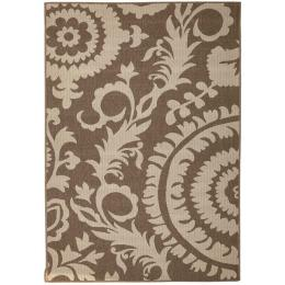 Royal Natural Outdoor Floor Rug