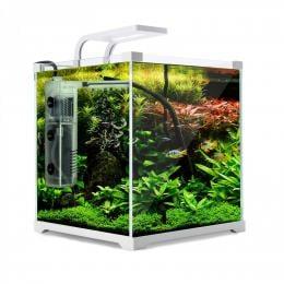 Aquarium Starfire Glass Aquarium Fish Tank 16L