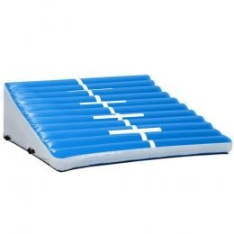 2X2X0.6M Airtrack Inflatable Air Track Ramp Incline Mat Floor