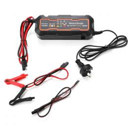 Smart Battery Charger 5A 6V/12V Automatic SLA Car Boat Tractor  Truck