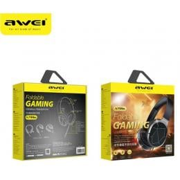 AWEI A799BL Foldable Gaming Wireless Headphone Music Play Time 14h