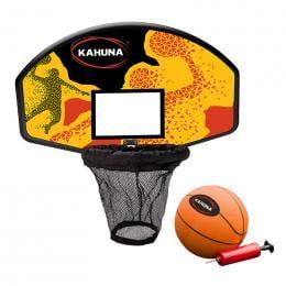 Kahuna Trampoline Basketball Hoop Set