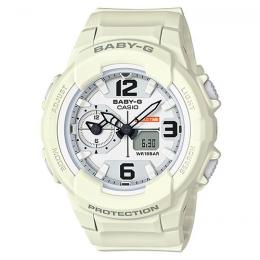 Casio Baby-G Unisex White Analogue/Digital Watch BGA-230-7B2...