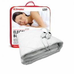 Dimplex Queen Size Pillow Top Electric Blanket