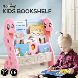 Bo Peep Kids Bookshelf Children Bookcase Pink