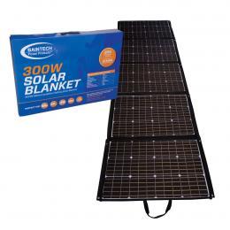 Baintech 300 Watt Monocrystalline Solar Blanket