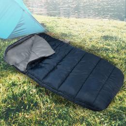 Wallaroo Camping Sleeping Bag Thermal Hiking - 220x100 - Right Zipper