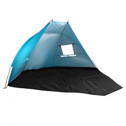 2-4 Person Camping Tent Beach Sun Shade Shelter