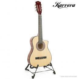 Karrera Childrens acoustic guitar - Natural