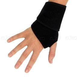 Wrist sports injury compression support