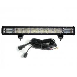 26In 4 Rows Led Light Bar Philips Work Driving Flood Spot Combo