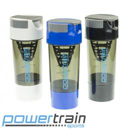 Cyclone Cup Sports Drink and Protein Shaker Bottle
