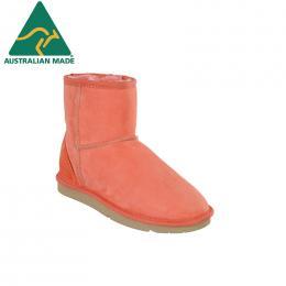 Jumbo Ugg Boots - Classic Ultra Short - Coral