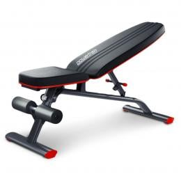 Powertrain Home Gym Bench Powertrain Adjustable Incline Decline FID