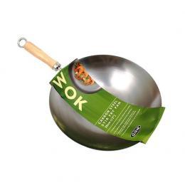 D.line Carbon Steel Stir Fry Pan 30cm