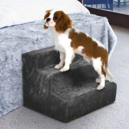 31cm Doggy Steps Stairs Ladder - Grey