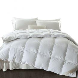 Dreamz 700gsm All Season Duck Down Feather Duvet In Super King Size