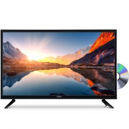 """24"""" Inch LED TV Combo Built-In DVD Player DC 12V Caravan Boat USB"""