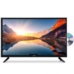 LED TV 32 Inch 32 Digital Built-In DVD Player LCD LG Panel USB HDMI