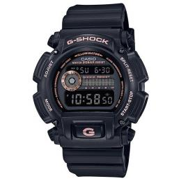 Casio G-Shock Special Color Black/Rose Gold Digital Watch...
