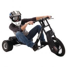 Razor DXT Electric Drift Trike Ride-on Bike