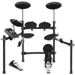 8 Piece Electric Electronic Drum Kit Drums  Tom Midi For Kids Adults