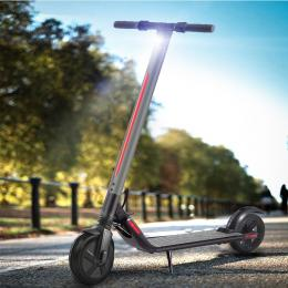 250W Brushless Electric Scooter Foldable Commuter Bike