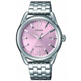 Citizen Womens Eco-Drive Dress Wrist Watch FE6080-71X