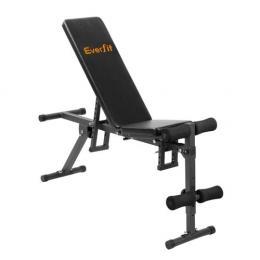 Everfit Adjustable F.I.D Bench 138cm