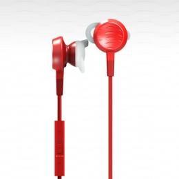 Fanny Wang Ear Buds In-ear Headphones - Red