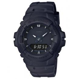 Casio G-Shock Mens Analogue-Digital Black Wristwatch G-100BB-1A...