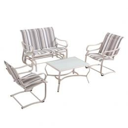 Outdoor Furniture Garden Patio Table Dining Chair Swing Chairs