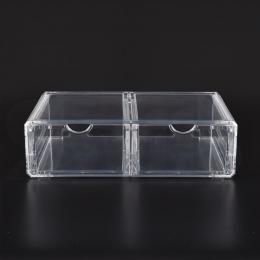 Clear Acrylic Cosmetic Organizer Type F