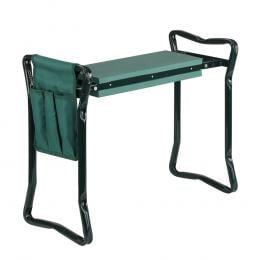 Garden Kneeler Seat Outdoor Bench Knee Pad Foldable