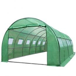 Greenfingers Greenhouse 6MX3M Garden Shed  Storage Tunnel Plant Grow