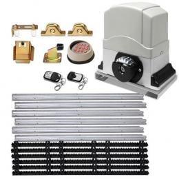 Automatic Sliding Gate Opener & Hardware Kit