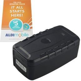 Elinz 3g Gps Tracker 20000mah Big Battery Magnet With Aldi Sim Card