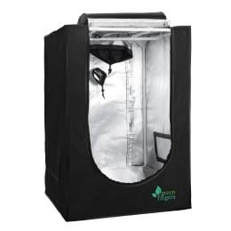 Greenfingers Hydroponics Grow Tent Kits  Black 60X60X90CM 600D Oxford