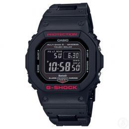 Casio G-Shock MultiBand 6 Bluetooth Solar Digital Mens Black Watch...