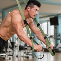 Suspension Exercise Training Straps