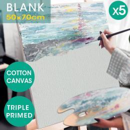 Oil Canvas  Frame 50x70cm