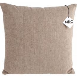 Rugi Cushion Brown 45x45cm