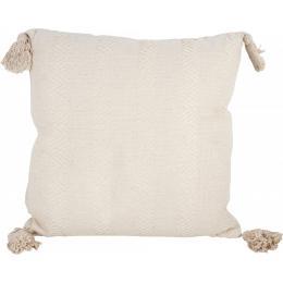 Skyros Cotton Cushion Ecru 135 X 180cm