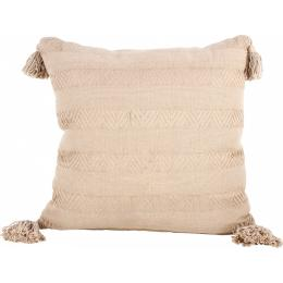 Skyros Cotton Cushion Beige 135 X 180cm