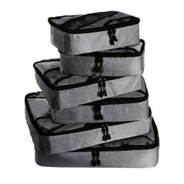 Six Piece Set Receiving Bag Grey