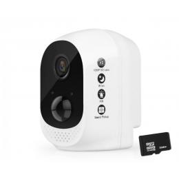1080p Rechargeable Battery Outdoor Wifi Wire-free Security Ip Camera