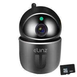 Security Camera Wifi Ip Smart Auto Tracking Hd Wireless Pan Tilt Cctv