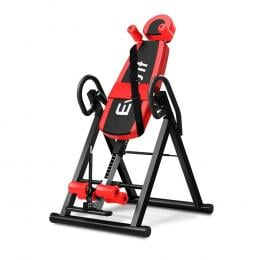 Inversion Table Gravity Stretcher Inverter Foldable Home Fitness Gym